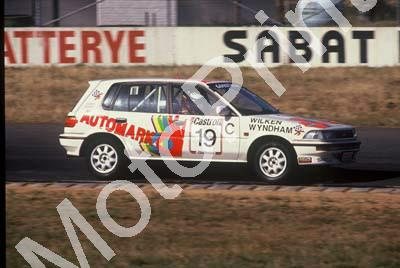 1992 Killarney 9 hr C19 Steve Wyndham Charl Wilken Conquest RSi(courtesy Roger Swan (14) - Click Image to Close