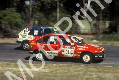1992 Killarney 9 hr E34 Mark Edwards Steve Corna Opel Cub C25 (courtesy Roger Swan)2850 (38)