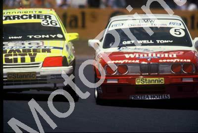 1992 Killarney 9 hr E36 Devon Juby Carl Moller Opel Cub A5 Hannes oosthuizen Rob Smith BMW(courtesy Roger Swan) (21)
