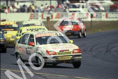 1992 Killarney 9 hr E44 Chris Boucher Lawrence Boshoff Robin Clarke Opel Cub(courtesy Roger Swan) (1)