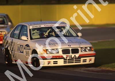 1993 Kya May SATCAR 101 Deon Joubert BMW scan 20x30cm (Roger Swan) (14)