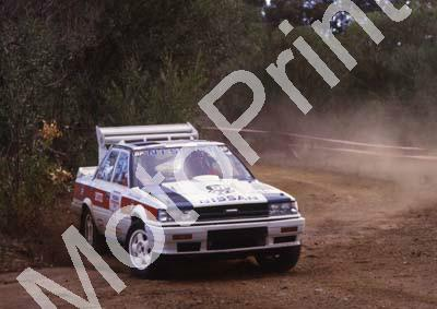 1988 Nissan Intnl 1 Hannes Grobler, Piet Swanepoel Skyline 4WD (courtesy Roger Swan) (3)