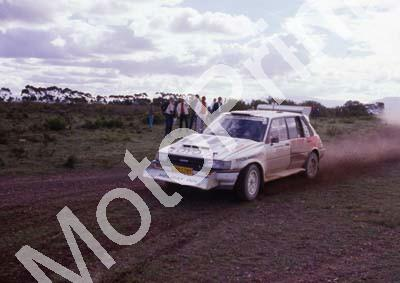 1988 Nissan Intnl 2 Serge Damseaux, Vito Bonavede Conquest 4WD(courtesy Roger Swan) (16)