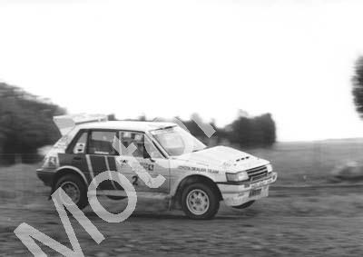 1988 Toyota Dealer Rally 2 Serge Damseaux, Vito Bonafede Toyota (Courtesy R Swan) (2) - Click Image to Close
