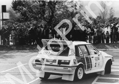 1988 Toyota Dealer Rally 2 Serge Damseaux, Vito Bonafede Toyota (Courtesy R Swan) (3) - Click Image to Close