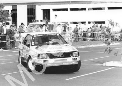 1988 Toyota Dealer Rally 3 Johan Evertse, Steve Harding Audi (courtesy R Swan) (2)