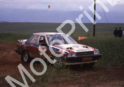 1988 Toyota Dealer Rally 10 Koos Roos.......Skyline (courtesy R Swan) (7)