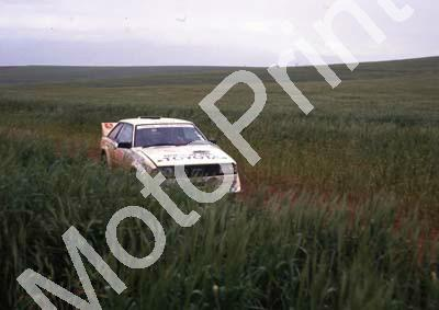 1988 Toyota Dealer Rally 11 Bruce Terry.....Toyota (Courtesy R Swan) (3)