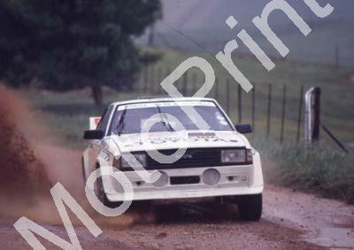 1988 Toyota Dealer Rally 11 Bruce Terry....Toyota NOT PIN SHARP (Colin Watling Photographic) (14)