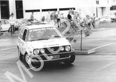 1988 Toyota Dealer Rally 16 Frank Lindermann....Golf (Courtesy R Swan) (8)