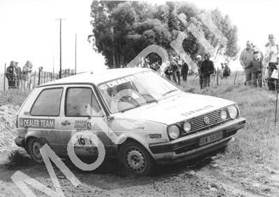 1988 Toyota Dealer Rally 16 Frank Lindermann....Golf (Courtesy R Swan) (9)