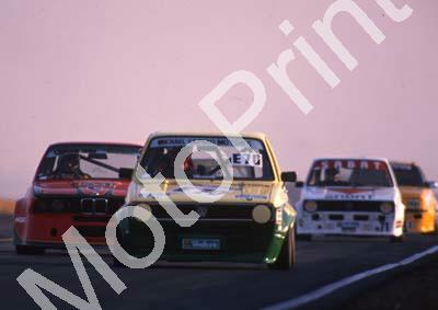 1990 Midvaal Wesbank E70 Richard Sorensen Citi Golf C54 Richie Jute BMW 323i scanned (20x30cm)