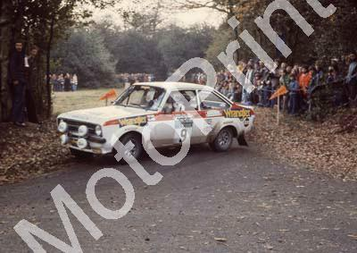 1976 RAC 9 Simo Lampinen, Mike Wood Escort RS1800 (courtesy Roger Swan) (60)
