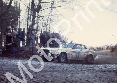 1976 RAC 12 Jean-Luc Therier, Michel Vial Toyota Celica 2000 (courtesy Roger Swan) (74)
