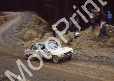 1976 RAC 87 Terry Kaby, Bob Freeborough Triumph Dolomite (courtesy Roger Swan) (2)