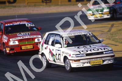 1991 Kya May Stannic A24 Tony Valerio Opel C47 Mike White Conquest RSi (courtesy Roger Swan) (171)