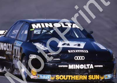 1991 Kya May Wesbank A4 Moss Audi Turbo scan (20x30cm) (Roger Swan) (1)