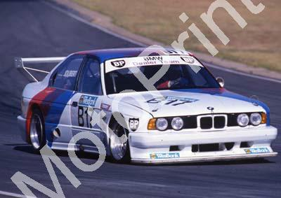 1991 Kya May Wesbank B17 D Joubert BMW 535i scan (20x30cm) (Roger Swan) (1)
