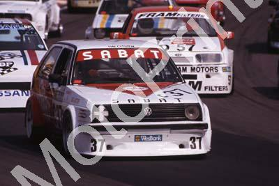 1991 Kya May Wesbank B37 Peter Lanz Golf GTi (Courtesy Roger Swan) (17)