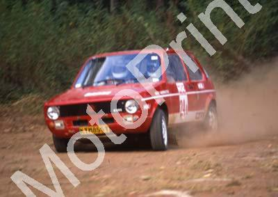 1990 NGK A24 Jurgens Nel, Wiley Harrington CitiGolf (Roger Swan) (2)