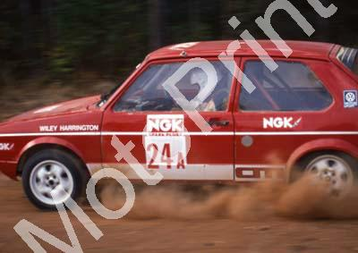 1990 NGK A24 Jurgens Nel, Wiley Harrington CitiGolf (Roger Swan) (3)