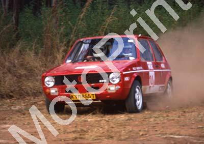 1990 NGK A24 Jurgens Nel, Wiley Harrington CitiGolf (Roger Swan) (5)