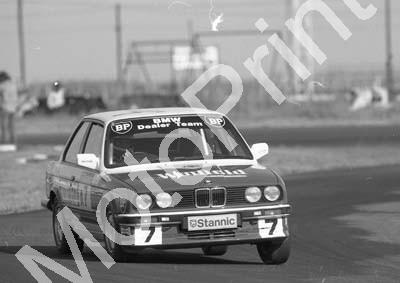 1987 Lichtenburg Stannic 7 Tony Viana BMW325iS (Colin Watling Photographic) (42)