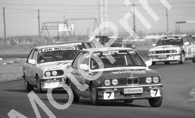 1987 Lichtenburg Stannic 7 Tony Viana BMW325iS (Colin Watling Photographic) (44)