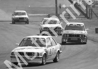1987 Lichtenburg Stannic 8 Graham Duxbury 7 Tony Viana 11 Rob Smith all BMW325iS (Colin Watling Photographic) (34)