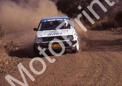 1991 Stannic Mtn 9 Kassie Coetzee, Wiley Harrington VW Golf (courtesy Roger Swan) (42)