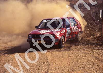 1991 Stannic Mtn 11 Leon Botha, Francois Jordaan NOTE BODY DAMAGE(courtesy Roger Swan) (79)