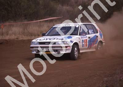 1991 Stannic Mtn 18 Enzo Kuhn, Johan Sieling Conquest (courtesy Roger Swan) (144)