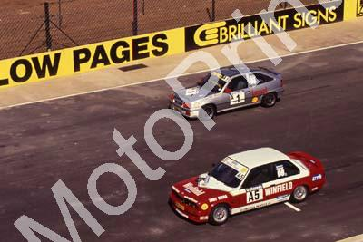 1992 Kya May Stannic A5 Tony Viana BMW A1 Michael Briggs Opel (Roger Swan) (2)