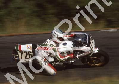 1982 Killarney Elna 726 Robbie Petersen Ducati Pantah (Colin Watling Photographic) (2)