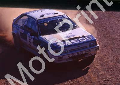 1992 VW Intnl 5 Glynn Hall, Martin Botha Ford (courtesy R Swan) (10)