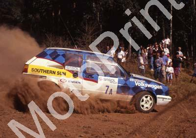 1992 Sasol 7 Johan Evertse, Peter Cuffley Golf check year (courtesy R Swan) (25)