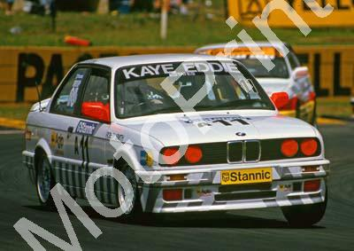 1990 Kya Stannic A11 Rob Smith BMW 325i scanned A4 (20x30cm) (courtesy Roger Swan)(3)