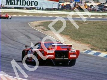 1981 9 Hr 8 Martino Finotto, Carlo Facetti Ferrari 308 (Colin Watling Photographic) (15)