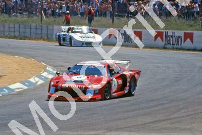 1981 9 Hr 8 Martino Finotto, Carlo Facetti Ferrari 308 (Colin Watling Photographic) (16)