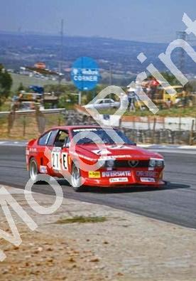 1982 9 hr 27 Alfa GTV6 Arnold Chatz Nicolo Bianco (Colin Watling Photographic) (110)