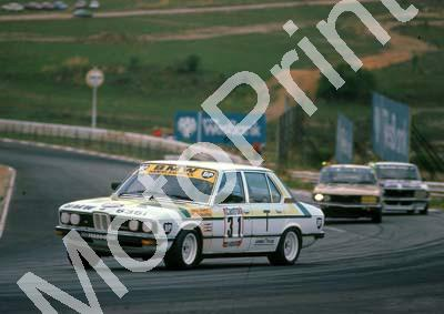 1982 9 hr 31 Tony Viana, Dave Charlton BMW535i (Colin Watling Photographic) (1)