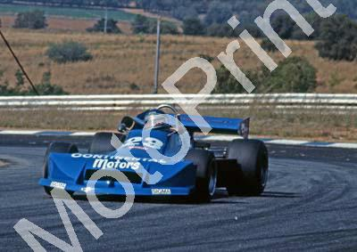 1982 Kya FA 23 Manny Pinto Chevron B29 (Colin Watling Photographic) (18)