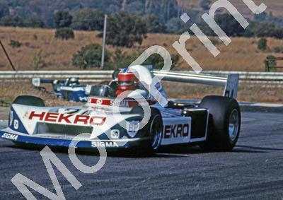 1982 Kya FA 24 Ian Scheckter March (Colin Watling Photographic) (40)