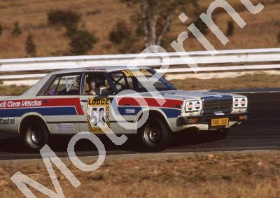 1982 Kya Gp1 Lodge series V54 Paul Cox Datsun 280 Laurel (Colin Watling Photographic) (2)