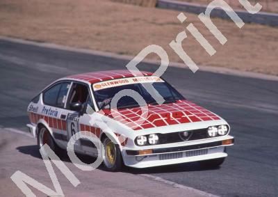 1983 Kya Gp1 6 George Fouche Alfa GTV6 year check(Colin Watling Photographic) (5)