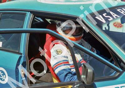 1983 Kya Lodge 2 Hr Derek Bell Alfa GTV6 3000 (Colin Watling Photographic) (83)