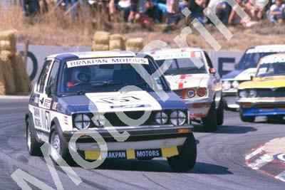1982 Kya Gp 1 V57 Clive Cooke Golf GTi (courtesy Roger Swan) (6)