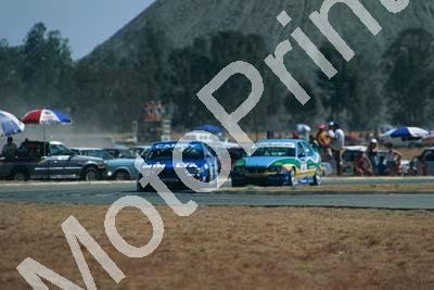 1994 Welkom Satcar 11 MIke White Camry 4 Shaun vd Linde BMW318i(courtesy Roger Swan) (121)