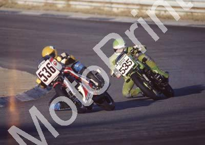 1983 Kya Elna 536 Russell Wood 535 Jamie Thomas Kawasaki Z50N (Colin Watling Photographic) (33)