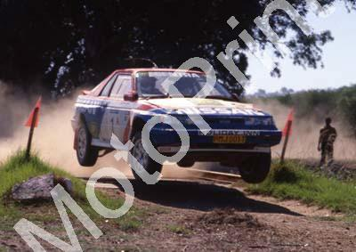 1991 VW Intnl 1 Hannes Grobler, Piet Swanepoel Sentra check year (courtesy R Swan) (13)
